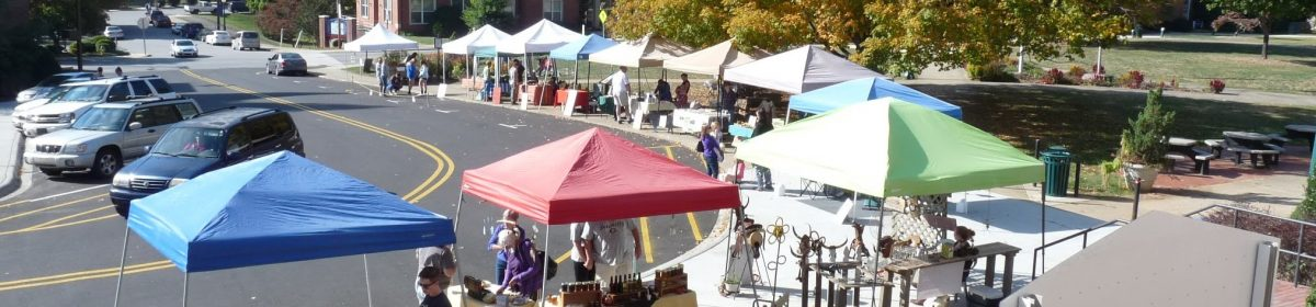 Mars Hill Farmers and Artisans Market